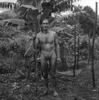 Francis, Blue Springs, Nimbin, 1993Image by Harsha Prabhu